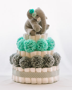 Baby shower torta Rilcek