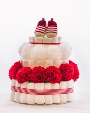 Plenicna torta Benetka baby shower