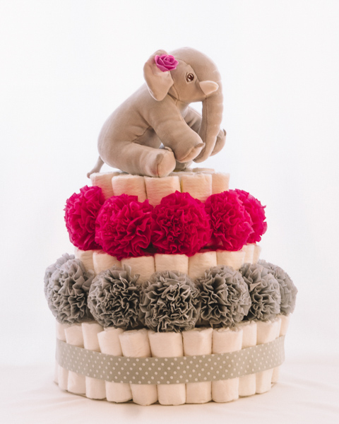 Plenicna torta Rilka baby shower